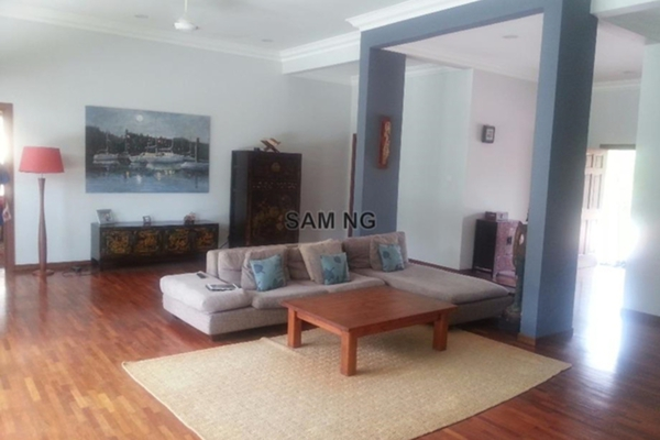 For Sale Bungalow at Monterez, Shah Alam Leasehold Semi Furnished 4R/4B 2.1m