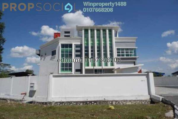 For Sale Factory at Bandar Baru Kundang, Rawang Leasehold Unfurnished 0R/0B 4.8m