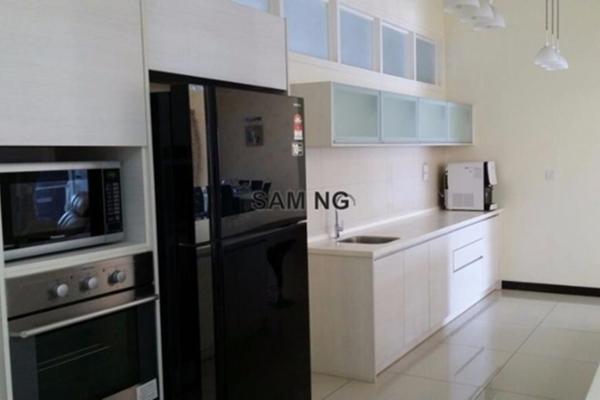 For Rent Condominium at Seringin Residences, Kuchai Lama Leasehold Semi Furnished 3R/3B 2.4k