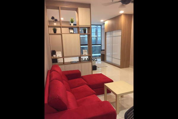 For Rent Condominium at Atria, Damansara Jaya Leasehold Semi Furnished 1R/1B 1.6k
