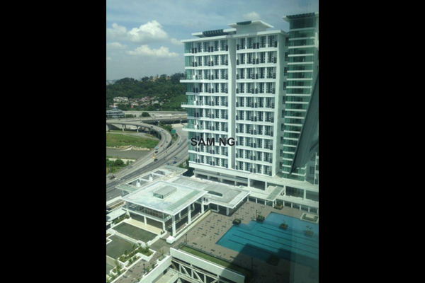For Rent Condominium at The Scott Soho, Old Klang Road Leasehold Semi Furnished 1R/2B 1.7k