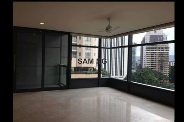 For Rent Condominium at The Troika, KLCC Leasehold Semi Furnished 4R/5B 6k