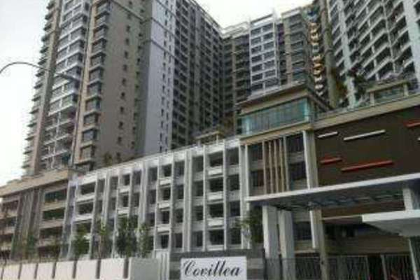 For Rent Condominium at Covillea, Bukit Jalil Leasehold Semi Furnished 3R/3B 2.3k