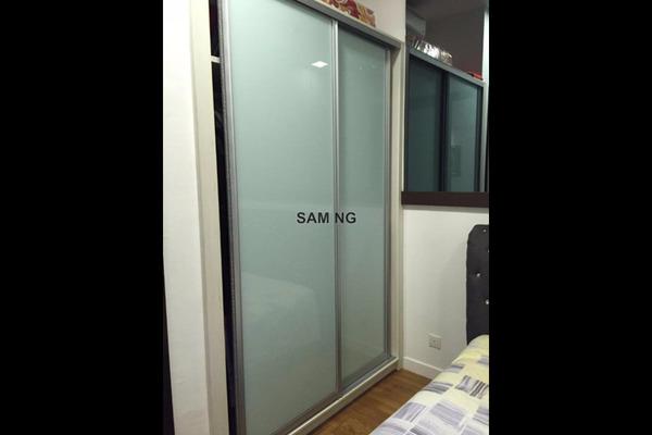For Sale Condominium at Casa Suites, Petaling Jaya Leasehold Semi Furnished 1R/2B 490k