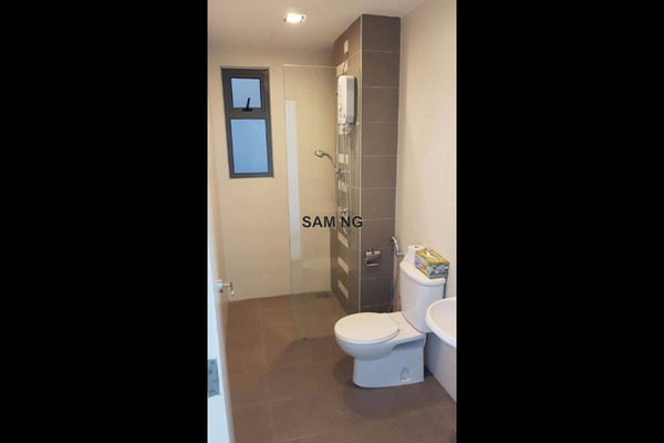 For Rent Condominium at Villa Flora, TTDI Leasehold Semi Furnished 3R/2B 2.2k