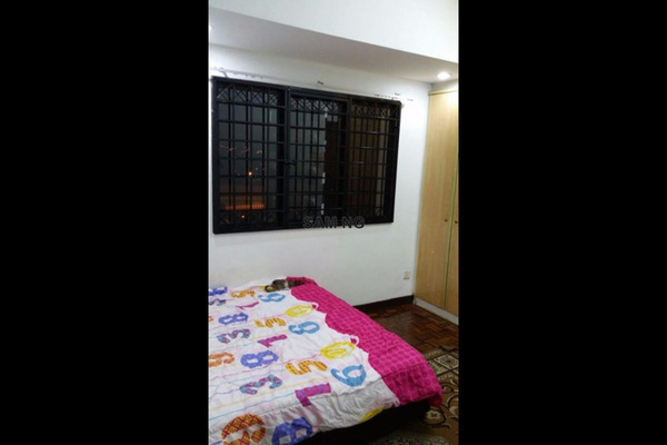 For Rent Condominium at Vista Komanwel, Bukit Jalil Leasehold Semi Furnished 3R/2B 1.7k