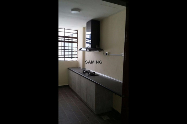 For Sale Condominium at Rhythm Avenue, UEP Subang Jaya Leasehold Semi Furnished 2R/1B 299k