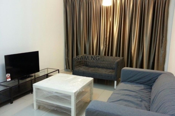 For Rent Condominium at Casa Desa, Taman Desa Leasehold Semi Furnished 3R/3B 2.9k