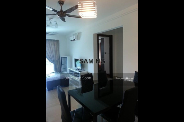 For Rent Condominium at Gardenview Residence, Cyberjaya Leasehold Semi Furnished 3R/2B 2.2k