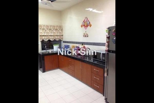 For Sale Terrace at Taman Sri Jelok, Kajang Leasehold Semi Furnished 4R/3B 550k