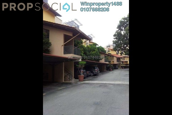For Sale Townhouse at Cyberia SmartHomes, Cyberjaya Freehold Semi Furnished 4R/3B 575k