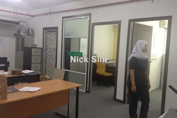 For Rent Office at Wisma Zelan, Bandar Sri Permaisuri Leasehold Unfurnished 0R/0B 1.15k