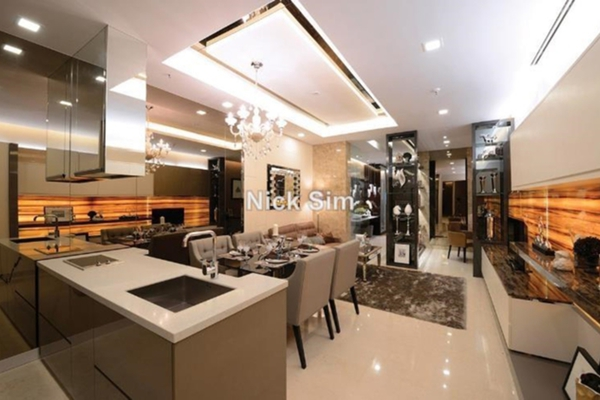 For Sale Serviced Residence at Pavilion Residences, Bukit Bintang Leasehold Unfurnished 2R/2B 1.9m