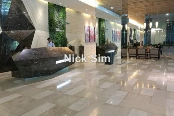 For Sale Condominium at M City, Ampang Hilir Leasehold Semi Furnished 1R/2B 1.05m