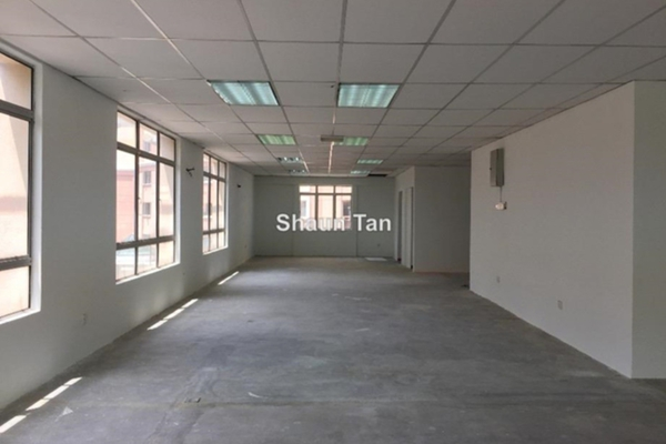 For Rent Office at Taman Pudu Ulu, Cheras Leasehold Semi Furnished 0R/0B 2k