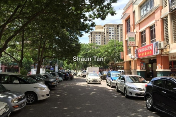 For Rent Shop at Taman Pudu Ulu, Cheras Leasehold Unfurnished 0R/2B 5k