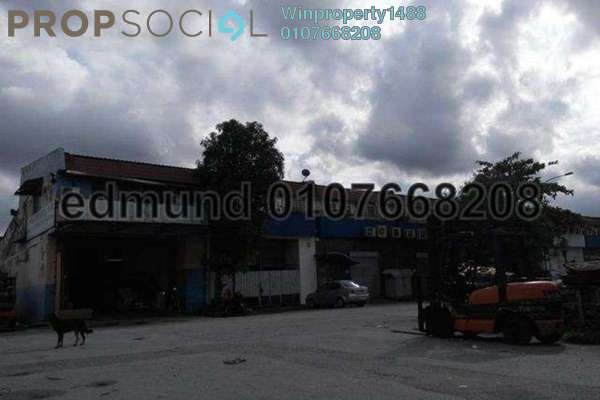 For Rent Factory at Puchong Utama Industrial Park, Bandar Puchong Utama Leasehold Unfurnished 0R/1B 3.5k