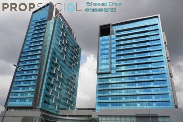 For Rent Office at PFCC, Bandar Puteri Puchong Freehold Unfurnished 0R/0B 16k