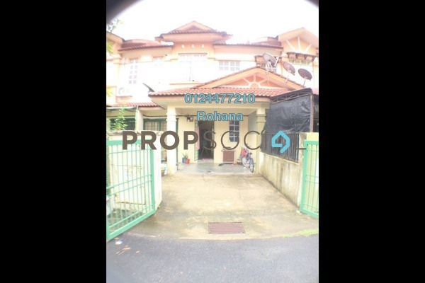For Sale Terrace at Seri Pristana, Sungai Buloh Leasehold Unfurnished 4R/3B 330k