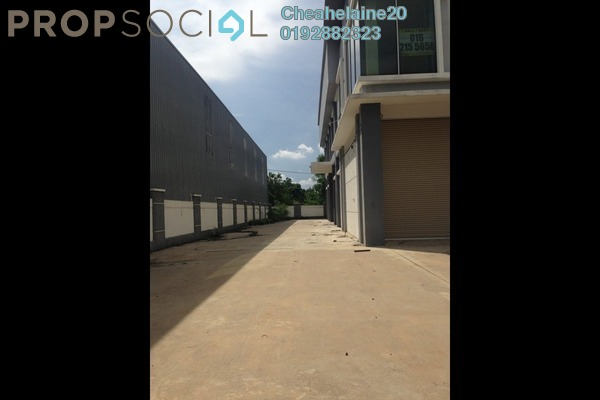 For Sale Factory at LEKAS 18, Semenyih Freehold Semi Furnished 1R/3B 3m