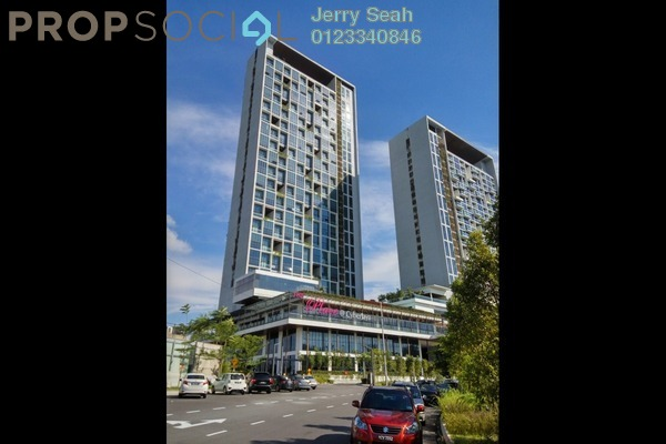 For Rent Shop at The Place, Cyberjaya Freehold Unfurnished 0R/0B 4k