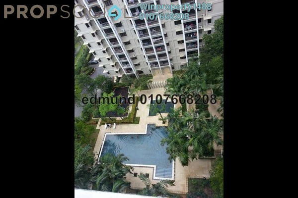 For Rent Apartment at Cyberia SmartHomes, Cyberjaya Freehold Fully Furnished 3R/2B 1.6k