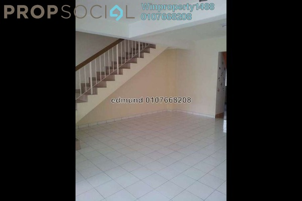 For Rent Terrace at Taman Puncak Jalil, Bandar Putra Permai Leasehold Semi Furnished 4R/3B 1.5k