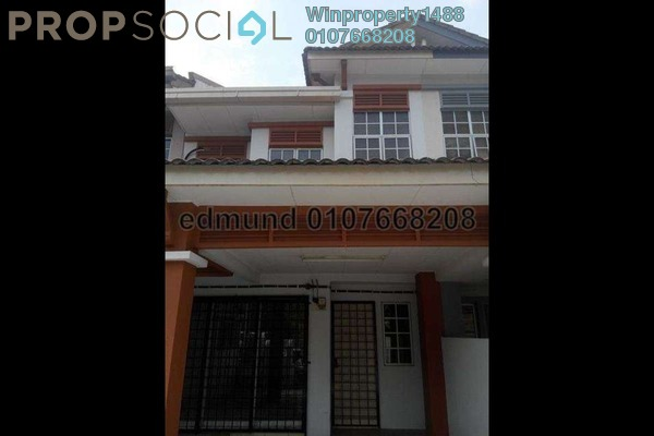 For Rent Terrace at BP2, Bandar Bukit Puchong Freehold Semi Furnished 4R/3B 1.2k