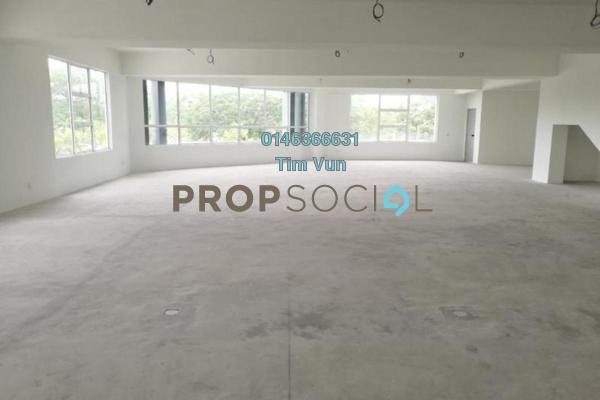 For Rent Office at Eleven Avenue, Bandar Bukit Raja Freehold Unfurnished 1R/2B 5.5k