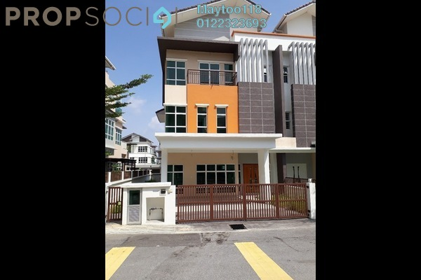 For Sale Semi-Detached at Lake Valley, Bandar Tun Hussein Onn Leasehold Unfurnished 7R/7B 2.1m