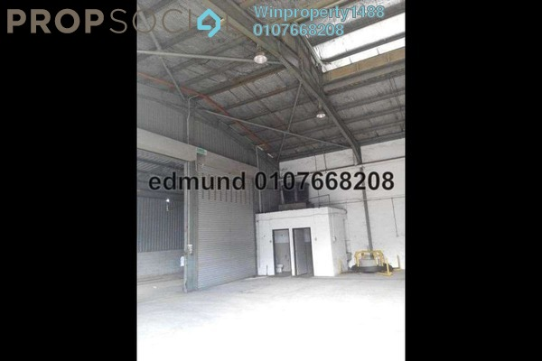 For Rent Factory at Taman Meranti Jaya Industrial Park, Puchong Leasehold Unfurnished 0R/0B 9.5k