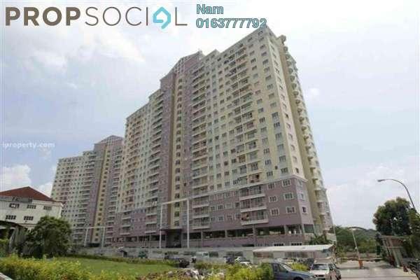 For Rent Condominium at Juta Mines, Seri Kembangan Leasehold Fully Furnished 3R/2B 1.35k