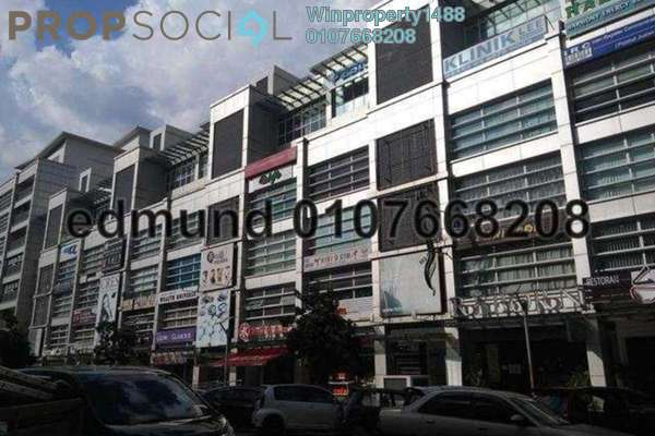 For Rent Office at 1 Puchong Business Park, Bandar Puchong Jaya Freehold Unfurnished 0R/0B 1.8k