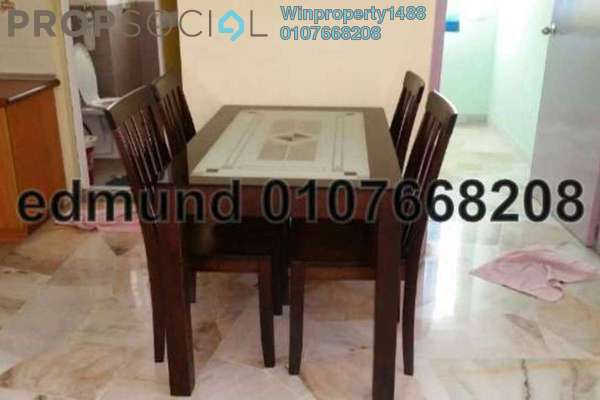 For Rent Condominium at Awana Puri, Cheras Leasehold Fully Furnished 3R/2B 1.6k