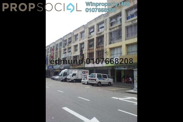 For Rent Office at Taman Wawasan, Pusat Bandar Puchong Freehold Unfurnished 0R/0B 5k