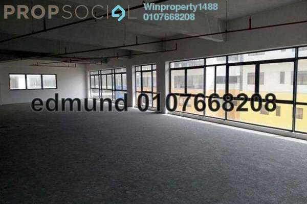 For Rent Office at Setia Walk, Pusat Bandar Puchong Freehold Unfurnished 0R/0B 2.54k