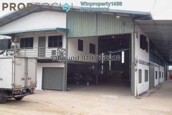 For Rent Factory at Section U6, Shah Alam Leasehold Unfurnished 0R/0B 11k