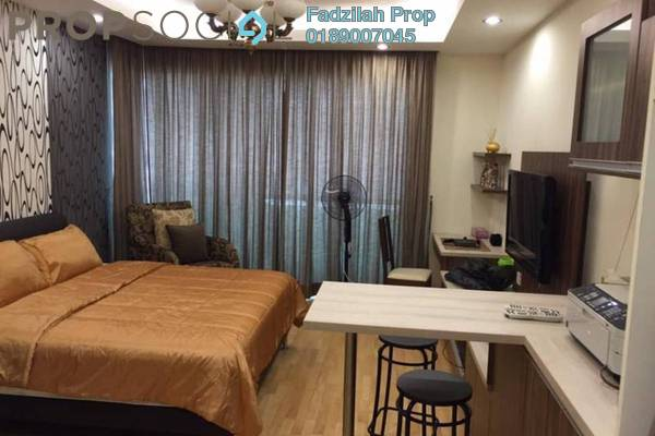 For Rent Condominium at Solaris Dutamas, Dutamas Freehold Fully Furnished 1R/1B 2k