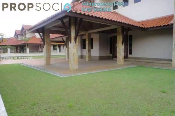 For Rent Bungalow at BK6, Bandar Kinrara Freehold Unfurnished 6R/7B 9k