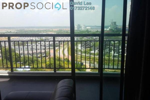 For Rent Condominium at Serin Residency, Cyberjaya Freehold Fully Furnished 3R/2B 2.2k
