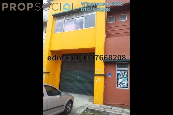 For Rent Factory at Taman Meranti Jaya Industrial Park, Puchong Leasehold Unfurnished 0R/0B 3k