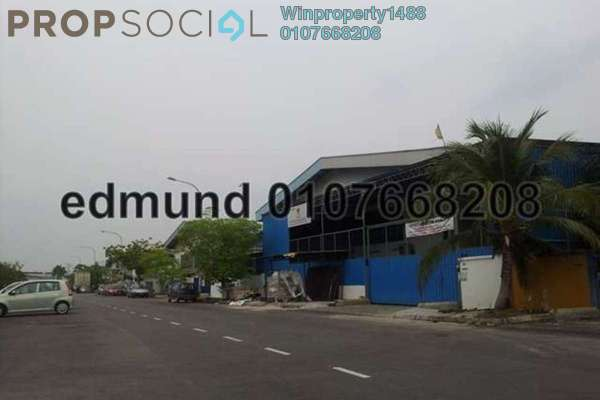 For Rent Factory at Bukit Raja Industrial Park, Klang Freehold Unfurnished 0R/3B 28k