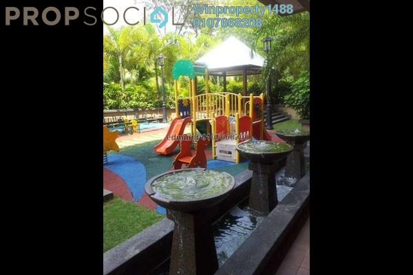 For Rent Condominium at Koi Legian, Bandar Puchong Jaya Leasehold Semi Furnished 3R/2B 1.2k
