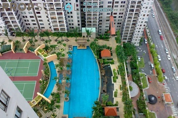 For Sale Condominium at Sri Putramas II, Dutamas Freehold Fully Furnished 3R/2B 660k