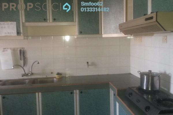 For Sale Condominium at Sri Pelangi, Setapak Freehold Semi Furnished 4R/2B 399k