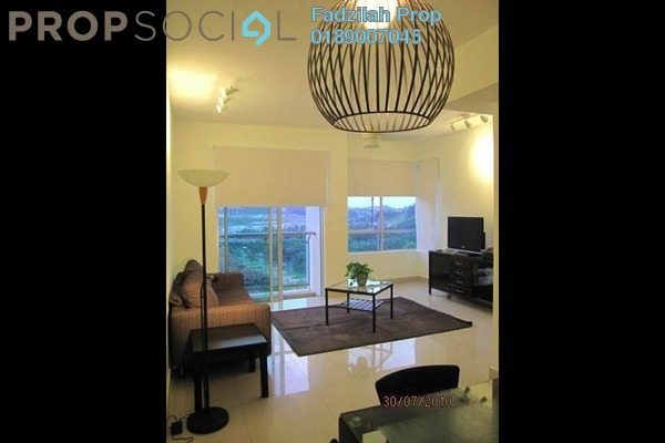 For Rent Condominium at Solaris Dutamas, Dutamas Freehold Fully Furnished 1R/1B 3k