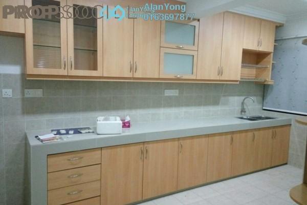 For Rent Condominium at Rivercity, Sentul Freehold Semi Furnished 3R/2B 1.9k