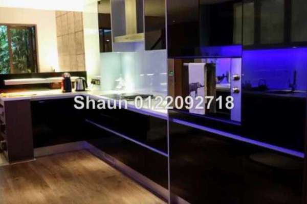For Rent Condominium at Sri Penaga, Bangsar Leasehold Semi Furnished 5R/5B 17k