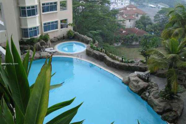 For Rent Condominium at Bayu Angkasa, Bangsar Leasehold Fully Furnished 3R/5B 5k