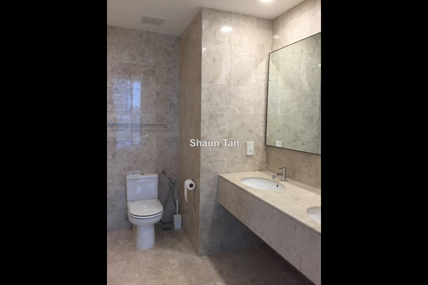 For Rent Condominium at K Residence, KLCC Leasehold Fully Furnished 3R/4B 12k